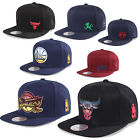 MITCHELL & NESS AND SNAPBACK CAP CHICAGO BULLS CAVALIERS RED BULL WARRIORS