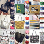 Newest Women Shoulder Bag Satchel Crossbody Tote Handbag Purse Messenger Canvas