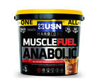 USN Muscle Fuel Anabolic V2 4kg All-In-One Lean Muscle Builder + SHAKER