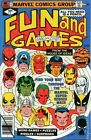 Marvel Fun and Games (1979) #1 VF 8.0