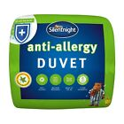 Silentnight Anti Allergy Anti Bac 10.5 Tog Duvet Quilt Single Double King SuperK