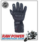 Richa Arctic Motorcycle Motorbike Glove - Black