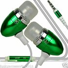 Stereo Sound In Ear Hands Free Headset Head Phones+Mic?Apple iPod Touch 6 5