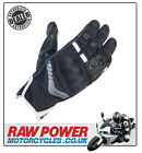 Richa Desert Motorcycle Motorbike Glove - Black