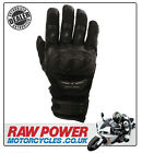 Richa Evolution Motorcycle Motorbike Glove - Black