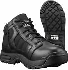 """S.W.A.T 123101 Men's Metro Air 5"""" Leather Side Zip Military Tactical Boots SWAT"""