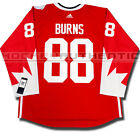 BRENT BURNS TEAM CANADA NEW PREMIER JERSEY ADIDAS 2016 WORLD CUP OF HOCKEY
