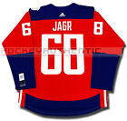 JAROMIR JAGR TEAM CZECH REPUBLIC PREMIER JERSEY ADIDAS 2016 WORLD CUP OF HOCKEY