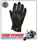 Richa Scoot Motorcycle Motorbike Glove - Black
