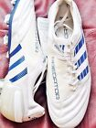 Soccer shoes men cleats Zidane Beckham MSRP $250 Nwt Adidas Adipower Predator 13