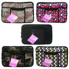 1Pce Ipad Soft Zip Case/Cover/Pouch With Extra Pockets, Neoprene