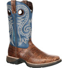 DDB0096 Rebel by Durango Men's Gator Embossed Western Cowboy