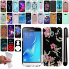 For Samsung Galaxy J3 J310 J320 / J3 V Art Design TPU SILICONE Case Cover + Pen