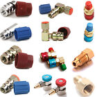 Car Refrigerant R12 Thread Convert R134A Adapter A/C Fittings Can Tap Connector