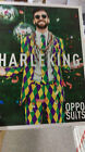Oppo Suit Harle King Costume Tie Pants Mardi Gras Party Halloween Stylish Suit