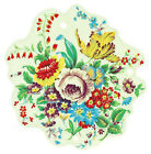 Ceramic Decals CHIPPENDALE Mixed Flower Bunch Rose Daisy Mum  Asst Floral image