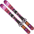 K2 Luv Bug Children's ski + Marker Fastrak2 4.5 7 Binding Kidsski Junior ski NEW