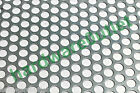 PERFORATED Stainless Steel 10 MM Diameter Hole Sizes 300 x 100 - 600 x 400 MM