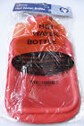 FREE POST ** HOT WATER BOTTLE ** 2.0L ALL RUBBER AUSTRALIAN STARDARD