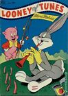 Looney Tunes and Merrie Melodies (1941 Dell) #128 GD/VG 3.0 LOW GRADE