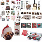 assorted pug dog themed gifts pugs and kisses