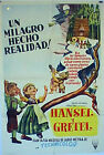 HANSEL Y GRETEL/ 22561/ CARTOON/ / / / POSTER
