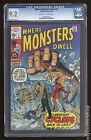 Where Monsters Dwell (1970) #1 CGC 9.2 (0958503012)