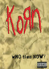 Korn Who Then Now Metal Rock Band Music Video Collection Extra Footage DVD NEW