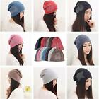 Winter Women Girl Swan/Star Warmer Beanie Hip-Hop Knit Cap Perfect Ski Hat LA