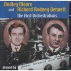 DUDLEY MOORE AND RICHARD RODNEY BENNETT First Orchestrations CD 11 Track (hrkc