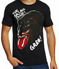 THE ROLLING STONES Grrr! Album Cover T-SHIRT OFFICIAL MERCHANDISE NEU