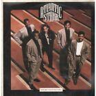 ATLANTIC STARR We're Movin' Up LP VINYL 10 Track With Inner And Promo Stickered