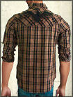 Remetee BEDROCK Button Down Shirt 2XL NWT NEW XXL