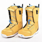 New Unisex Snowboard Boots Pro Warm Comfy Skiing Shoes Anti-Slip Quick Lace Boot