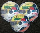 CHARTBUSTER KARAOKE COUNTRY HITS OF THE 90'S 3 CDG DISCS 50 SONGS MUSIC  5009