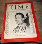 1930 TIME Lucky Strike Cigarettes Stetson Shoes Quaker State Oil Harry Fosdick