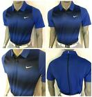 (480) 2016 Nike TW Velocity Max Sphere Stripe Golf Polo Shirt (DEEP ROY) $105