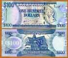 Guyana, 100 dollars, ND (2006), P-36, UNC