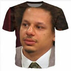 New Fashion Womens/Mens Eric Andre Funny 3D Print Casual T-shirt AL5
