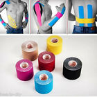1Roll Sports Elastic Adhesive Muscle Bandage Strain Injury Support Medical Tape