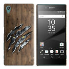 "For Sony Xperia Z5 5.2"" HARD Protector Back Case Phone Cover + PEN"