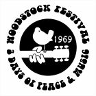 WOODSTOCK FESTIVAL 3 DAYS OF PEACE & MUSIC (memorabilia book cd record) T-SHIRT