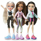 Bratz Fierce Fitness Doll Cloe Jade Yasmin Run Hike Yoga Fashion Besties Girls