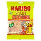 HARIBO SOUR SUCKERS FRUTTI KIDS SWEETS FAVOURS TREATS PARTY CANDY HALLOWEEN