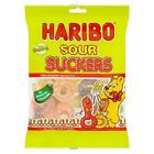 HARIBO SOUR SUCKERS WHOLESALE DISCOUNT FAVOURS TREATS PARTY CANDY BOX KIDS
