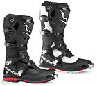Falco Dust Evo Leather Boots MX Supermoto Motocross Motorbike Bike Sport Track