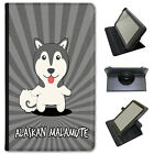 American Cartoon Dogs Universal Folio Leather Case For ACER Tablets
