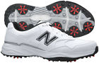 New Balance NBG1701WK White Black Golf Shoes Mens Waterproof New