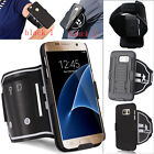 Sport Jogging Armband Case Holder Cover For Samsung Galaxy S7/S7 Edge For iPhone