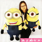 "Huge Gaint Large 3D Eye Despicable Me 2 Plush Minions Doll Soft Toy 11.8""-39.3"""